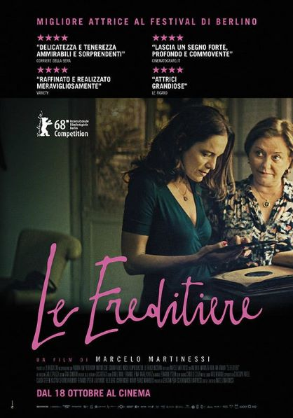 Le Ereditiere (2018) Poster